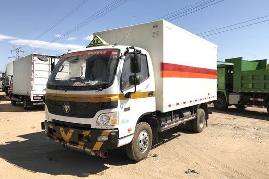 福田欧马可福田 欧马可3系 143马力 4.2米箱式气瓶运输车(BJ5049XRQ-A3)20171216860738155886673920