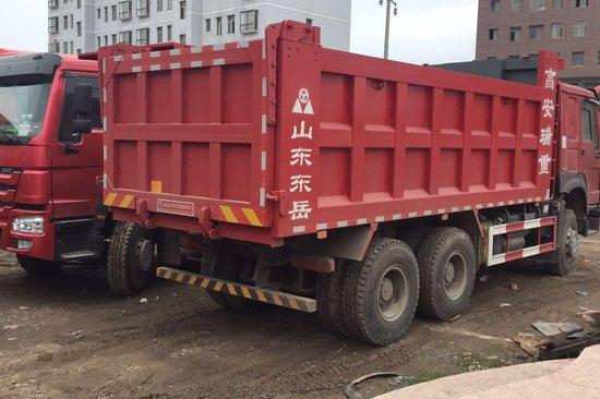 重汽豪沃(HOWO)中国重汽 HOWO重卡 380马力 6X4 6米自卸车(ZZ3257N4147E1)20180324881752270817984512