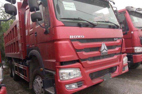 重汽豪沃(HOWO)中国重汽 HOWO重卡 380马力 6X4 5.6米自卸车(ZZ3257N3647E1)20171020884241062846005248