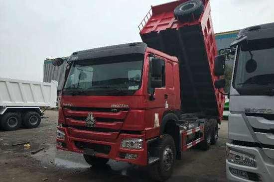 重汽豪沃(HOWO)中国重汽 HOWO重卡 375马力 6X4 5.4米自卸车(ZZ3257N3647C)20180324905246714489733120