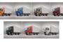 东风柳汽东风柳汽 新乘龙M3中卡 185马力 4X2 6.8米排半仓栅式载货车(LZ5180CCYM3AB)20171020908574140129083392