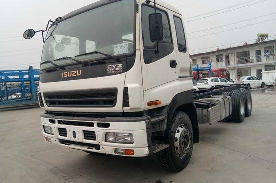 五十铃五十铃 C系列重卡 315马力 6X4自卸车(型号CXZ81)20180324912605296893886464