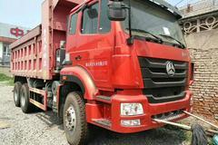 重汽豪瀚中国重汽 豪瀚J7B 复合版 340马力 6X4 5.4米自卸车(ZZ3255N3846E1)20180121918313166830567424