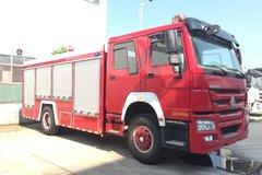 湖北程力(程力威牌)中国重汽 豪沃 280马力 4X2 泡沫消防车(湖北程力-程力威牌)(HXF5200GXFPM80)20180224928801839116189696