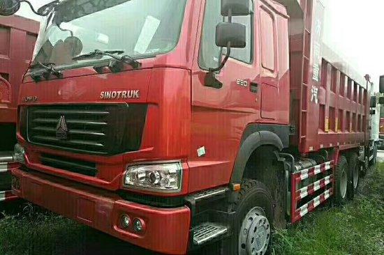 重汽豪沃(HOWO)中国重汽 HOWO重卡 300马力 6X4 5.6米自卸车(ZZ3257M3847C)20180324931404865458929664