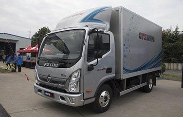 福田奥铃福田 奥铃CTS 143马力 4.14米单排厢式超级轻卡(BJ5048XXY-FE)20180324969470307590995968